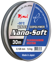 Momoi леска Nano-Soft Winter 30м
