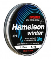 Momoi леска Hameleon Winter 30м